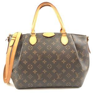 Turenne Long Strap Satchel Canvas Shoulder Bag